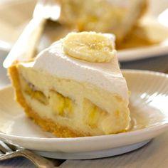 Vegan Banana Cream Pie - Fitnessmagazine.com