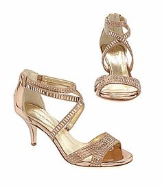 Antonio Melani Tess Jeweled Dress Sandals #Dillards