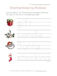 Christmas Worksheet Printables