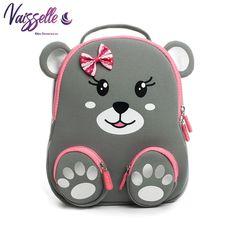 4ab7cbe4f541 2018 Cocomilo Kindergarten Kids Animal Backpacks Waterproof Schoolbags  Satchel Boys Girls Children Cartoon Cat Bear School Bags From Touchy Style  Outfit ...