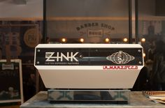 byZink.com custom kit for LaMarzocco Linea #OOTB15