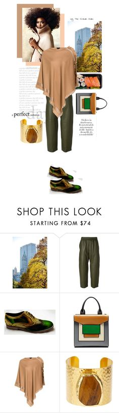 """classic brogues"" by theitalianglam ❤ liked on Polyvore featuring мода, ColoredPrints, M Missoni, Pierre Hardy, Emporio Armani и Charlene K"