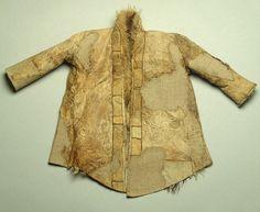 Child's Fur coat - Tashtyk Culture - Oglakhty Burial, Hermitage, St. Petersburg, Russia - 3rd-4th century