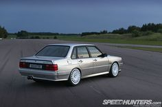 THE QUATTRO WARRIOR: AN AUDI 80 LIKE NO OTHER