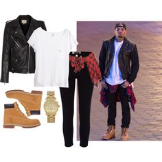Chris Brown inspired outfit // Loyal