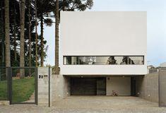 UNA Architects -  house in curitiba