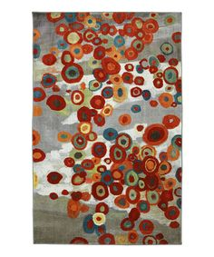 Tossed Floral Rug More Pins Like This At FOSTERGINGER @ Pinterest