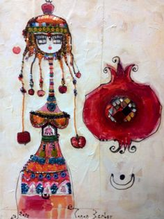 Canan Berber Art Online - 019