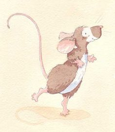 Paula Bowles Illustration - paula, paula bowles, bowles, paint, painted, watercolour, traditional, commercial, picture book, picturebook, sweet, mouse, mice, animals