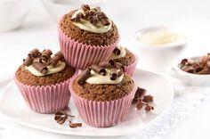 Muffins de #chocolate  #recetas #Aguila    Para acceder a la #receta, hacé click en la imagen