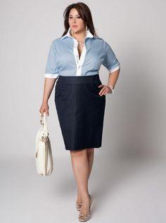 Talsohle Preis harmonische Farben herausragende Eigenschaften Mode für Mollige Frauen