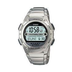 ''Casio'' Men's Watch W-756D-1AVDF