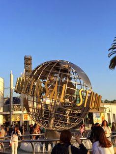 friends in america: Universal Studios