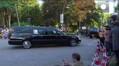 Más cadáveres del avión estrellado en Ucrania llegan a Eindhoven