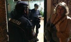 A professora e vereadora eleita, Iara Bernardi (PT), denunciou a violência policial através das mídias sociais e foi até o local assegura...