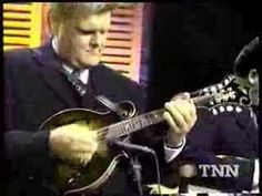 """Ricky Skaggs and Kentucky Thunder perform the bluegrass gospel standard """"Get Up John"""" with some of the finest kick-ass pickin' you'll ever hear."""