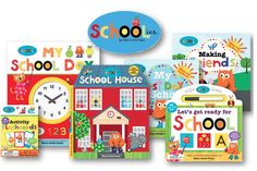 #GIVEAWAY: Win Full Set of Schoolies Books and Cards (Ends 7/19)