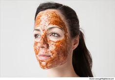 Cinnamon for glowing skin home remedy