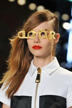 Jean Charles De Castelbajac Spring 2014 PFW Discount Sunglasses 6cceb3e9cb13