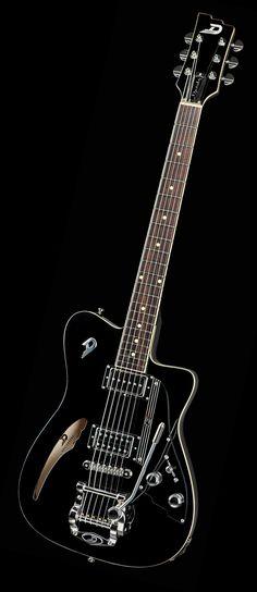 Duesenberg Guitars Caribou Black