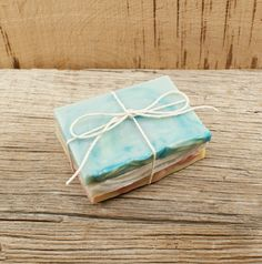Stack of Soaps  Vegan Soap Cold Processed by AmeliaBathandBody