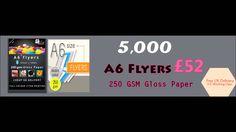 Spot uv business card & Flyer printing in printinonline.com