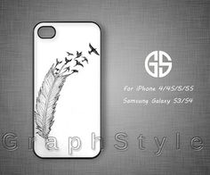 Phone Cases iPhone 4 case iPhone 5S Case iPhone 4S by Graphstyle, $9.99