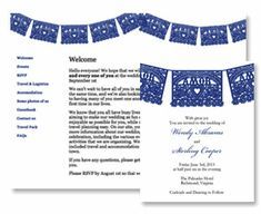 Amor in Navy, for Glosite wedding websites. Invitations, RSVP management, and wedding websites in one place.