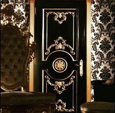 negin choob by vakili Mdf Doors, Iron Doors, Wooden Doors, Royal Doors, Kitchen Decor Items, Goth Home Decor, Entry Furniture, Hotel Door, Hotel Room Design