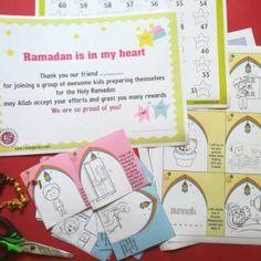 رياض الجنة مطبوعات دعوية و تعليمية هادفة وممتعة Programming For Kids Muslim Kids Activities Activities For Kids