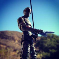 Snakeeyes GI Joe Real American Hero