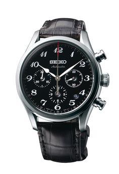 Seiko: Presage Automatic Chronograph » Das Uhren Portal: Watchtime.net