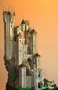 Legos amazing castle