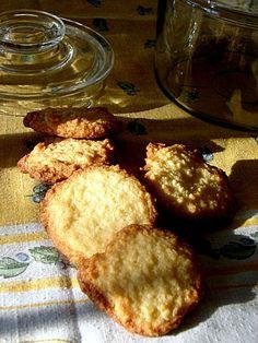 Biscuits à l'orange et aux amandes