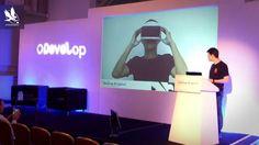 Designing UI For VR: Develop 2015
