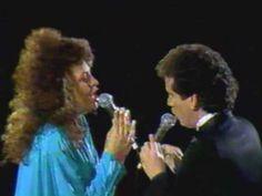 María del Sol y Jorge Muñiz - NO PROMETAS LO QUE NO SERÁ (OTI 1986) En Vivo