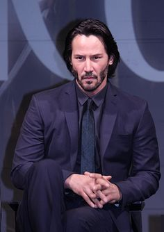 Keanu Reeves (18 Nov, 2013)