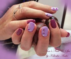 Levander  gel nails