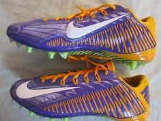 Footwear 159154: Nike Promo Sample Vapor Carbon 2014 2.0 Lax Td Lacrosse Football Cleats Various -> BUY IT NOW ONLY: $84.45 on eBay!
