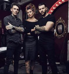 I'm kind of sad that I'm done binge watching season 2 of Tattoo Fixers. I really enjoy this show.