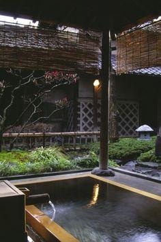 hot spring in Japan - for more inspiration visit http://pinterest.com/franpestel/boards/