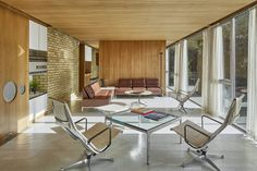 For Sale: Ferrum House, Harpenden AL25 | The Modern House Modern Interior, Interior Design, Cosy Corner, Built In Speakers, Portland Stone, Reception Rooms, Modern Architecture, Beautiful Homes, Mid-century Modern