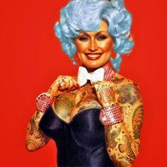 Cheyenne Randall : Iconos Tatuados