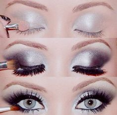 Cool makeup ideas for blue eyes (78 photos) | Photo Freak