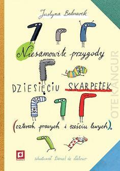 Niesamowite przygody dziesięciu skarpetek - Kangur księgarnia - Myślanki Kraków