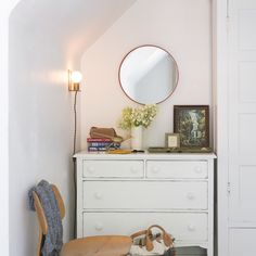Cozy Corner. Holmes Sconce | Wall Sconce Fixtures | Lighting