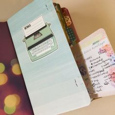 MsWenduhh Planning & Printing: My Midori Traveler's Notebook Planning System + Tons of Free Printables
