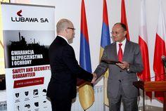 Inauguran primera empresa militar conjunta armenio-polaco