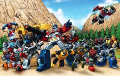 My Top 10 Transformers Characters: Autobots