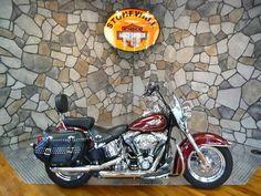 eBay: 2010 Harley-Davidson Touring 2010 Harley-Davidson® FLSTC - Heritage Softail® Classic #harleydavidson